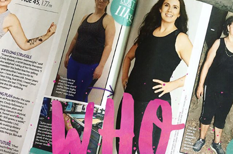 Who Magazine Feature